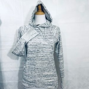 Avalanche Space Dye Lightweight Hoodie